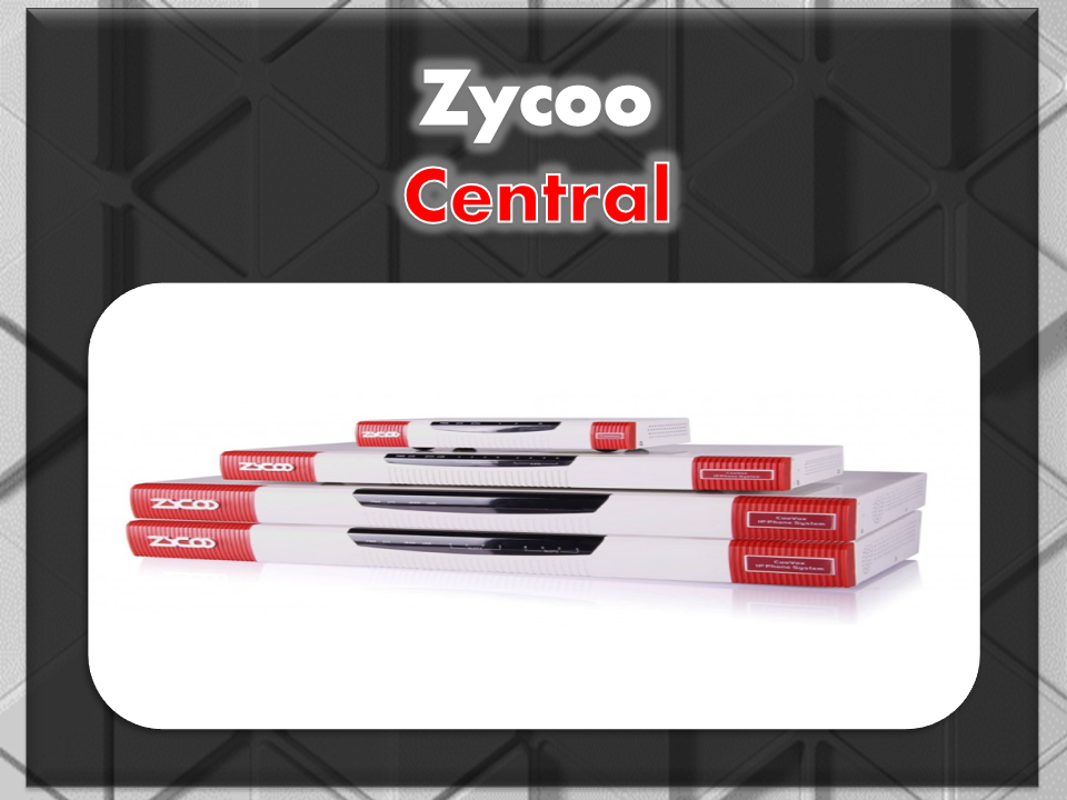 سنترال Zycoo ببساطة